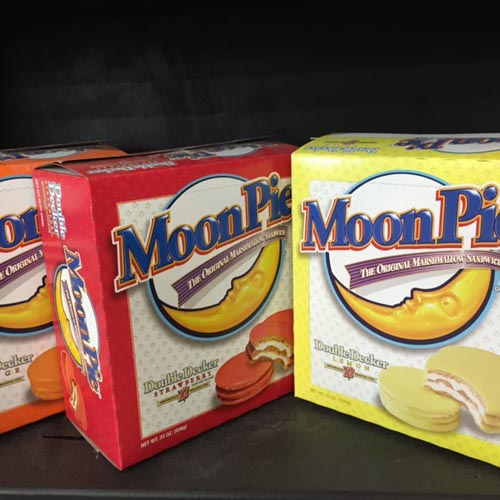 MoonPies at the MoonPie General Store