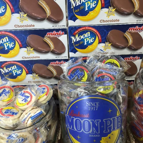 Singles and Boxes of MoonPies